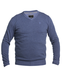 V-neck Sweater Light Blue