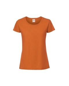 Fruit Of The Loom Womens/ladies Ringspun Premium T-shirt