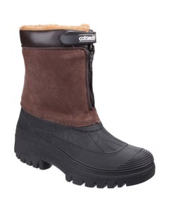 Cotswold Venture Waterproof Ladies Boot / Ladies Boots / Textile/weather Wellingtons