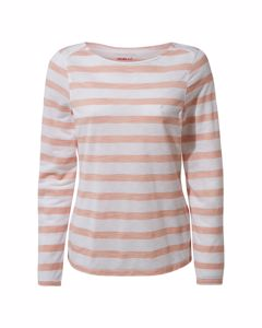 Craghoppers Womens/ladies Nosilife Erin Long Sleeved Top