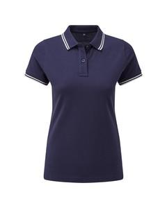 Asquith & Fox Dames/dames Klassieker Fit Polo