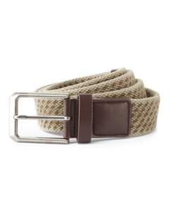 Asquith & Fox Mens Vintage Wash Canvas Belt