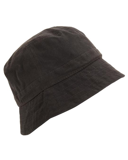 Beechfield Beechfield Mens Waxed Water Resistant Bucket Hat
