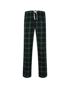 Skinnifit Mens Tartan Lounge Pants