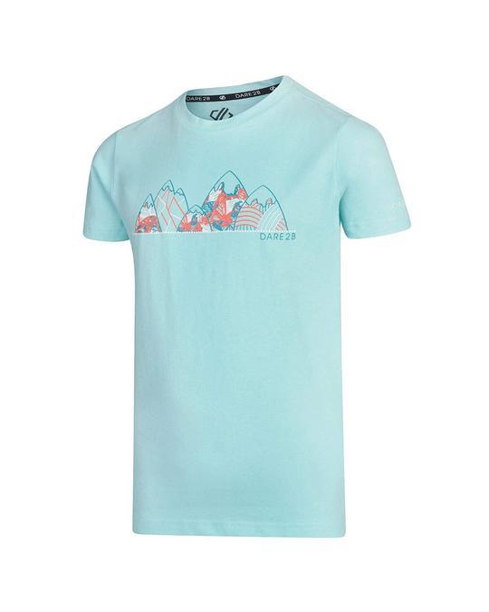Dare 2B Dare 2B Kinder T-Shirt Frenzy mit Grafikdruck