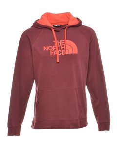 1990s The North Face Hooded Sports Sweatshirt