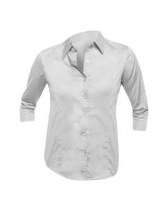 Sols Womens/ladies Effect 3/4 Sleeve Fitted Work Shirt