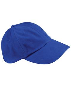 Beechfield Unisex Baseballkappe mit niedrigem Profil aus Baumwolle (2 Stück/Packung)