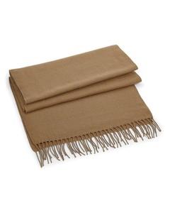 Beechfield Unisex Klassieke Geweven Overmaatse Sjaal