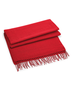 Beechfield Unisex Classic Woven Oversized Scarf