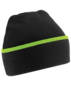 Beechfield Unisex Knitted Winter Beanie Hat