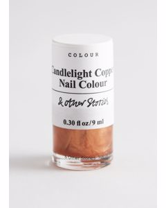 Candlelight Copper Nail Polish Candlelight Copper
