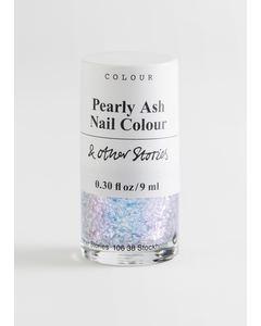 Nail Colour Fashion  Pearly Ash