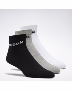 Active Core Ankle Socks 3 Pairs