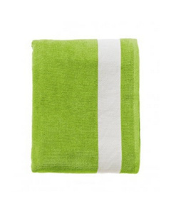 Sols Lagoon Cotton Beach Towel