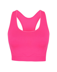 Skinni Fit Womens/ladies Workout Sleeveless Cropped Top