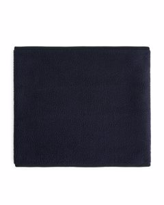 Fleece Snood Dark Blue