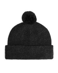 Hat/beanie Black