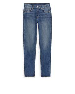 Mittelblaue Jeans REGULAR Blau