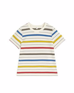 Striped T-shirt Multicolour/stripe