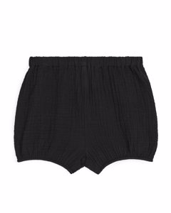 Cheesecloth Bloomers Black
