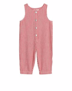 Hickory Dungaree Red/white