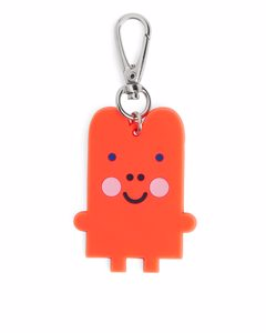 Monster Keychain Orange