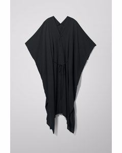 Single Kaftan Black