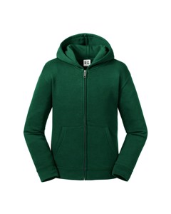 Russell Kinderen/kinderen Authentieke Zip Hooded Sweatshirt