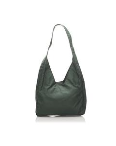 Prada Tessuto Tote Bag Green