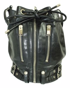 Black Rider Bucket Bag