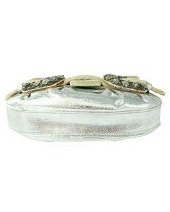 Metallic Silber Mini B Kupplung