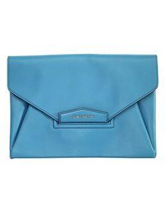 Blaue Umschlagkupplung von Antigona