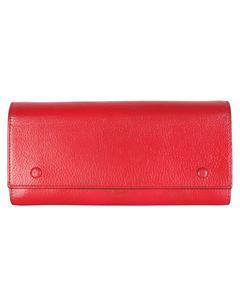 Multifunktions-Brieftasche mit großer Klappe