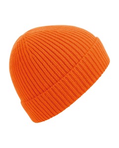 Beechfield Unisex Engineered Knit Ribbed Beanie
