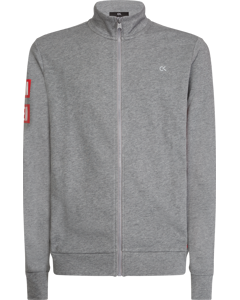 Fz Jacket Lt Grey Htr