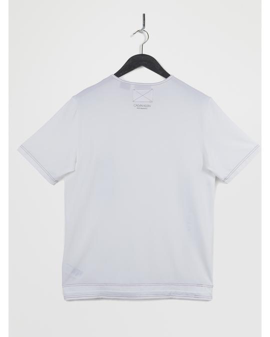 Calvin Klein Ss Tee B Bright White