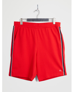 "9"" Knit Shorts High Risk Red"