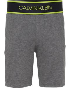 Knit Shorts Med Grey Htr