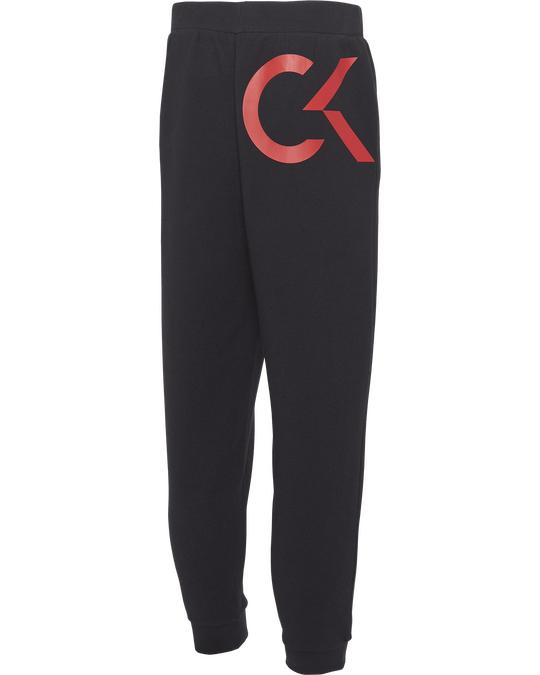 Calvin Klein Knit Pant Ck Black/ck Black