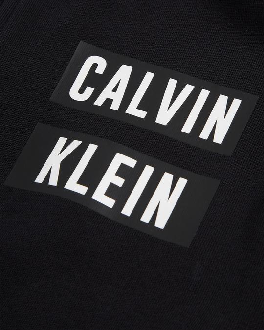 Calvin Klein Fz Jacket Ck Black