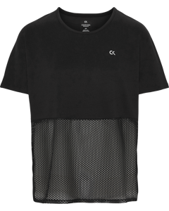 Short Sleeve Tee A Ck Black