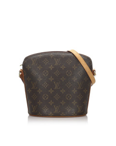 Louis Vuitton Monogram Drouot Brown