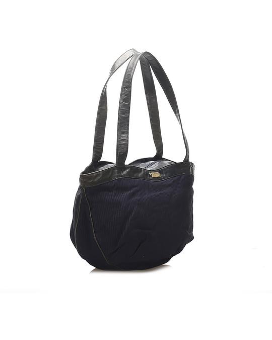 Loewe Loewe Canvas Tote Bag Blue