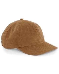 Beechfield Mens Heritage Cord Cap