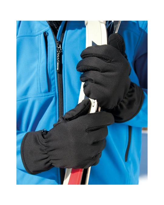 Result Result Unisex Winter Essentials Softshell Thermische Handschoenen