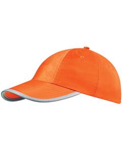 Beechfield Enhanced-viz / Hi Vis Baseball Cap / Headwear