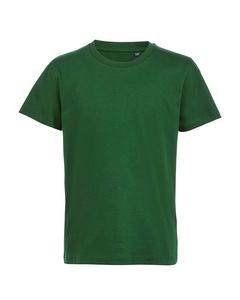 Sols Childrens/kids Milo Organic Short Sleeve T-shirt