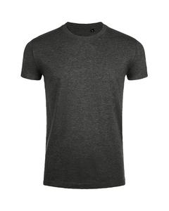 Sols Mens Imperial Slim Fit Short Sleeve T-shirt