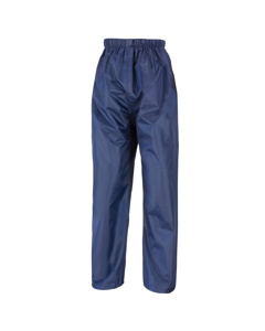 Result Mens Core Stormdri Rain Over Trousers / Pants